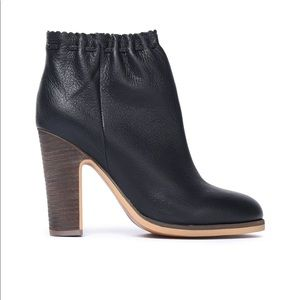 New See by Chloe black booties size 36 6